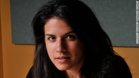 Parisa Tabriz, Google's 'Security Princess.'