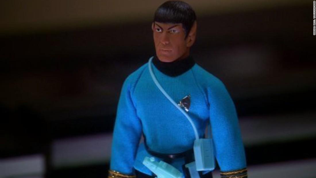 Leonard nimoy as spock situation