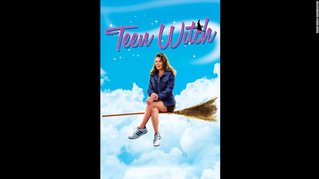 "<strong>""Teen Witch"" (1989) :</strong> A teen discovers she's descended from Salem witches and uses her new found powers to increase her popularity in this comedy. <strong>(Netflix) </strong>"