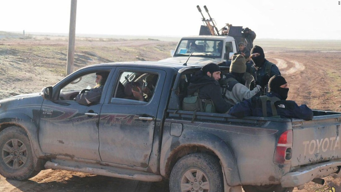 Activist: ISIS holds 150 Christian hostages, will threaten to kill them