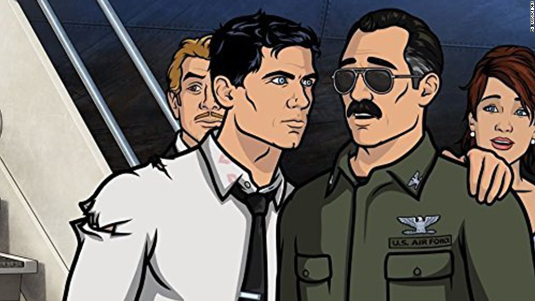 "<strong>""Archer"" season 5 : </strong>FX has struck pop culture gold with its adult animated series which follows the exploits of a lascivious secret agent. <strong>(Netflix) </strong>"