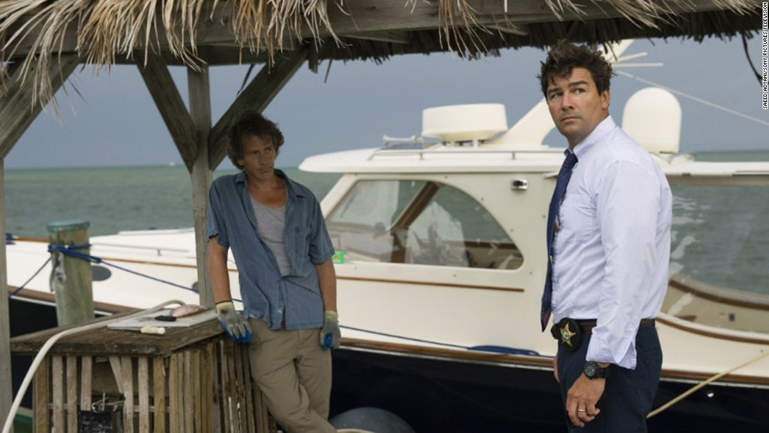 "<strong>""Bloodline"" season 1 : </strong>This original series follows a family whose secrets start to come to light after their black sheep brother returns home. <strong>(Netflix) </strong>"