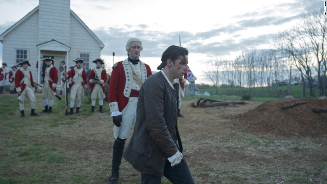 "<strong>""TURN: Washington's Spies"" season 1: </strong> This period drama follows a group of spies during the Revolutionary War. <strong>(Netflix) </strong>"