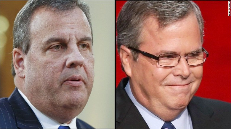 Christie swipes at Jeb at conservative confab CPAC