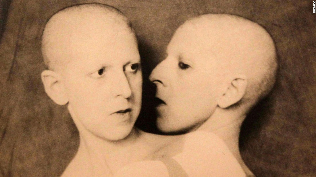 "French surrealist photographer <a href=""http://www.jerseyheritage.org/media/Find%20a%20place%20to%20visit/Cahun.pdf"" target=""_blank"">Claude Cahun</a> (1894-1954) was known to turn the camera on herself to create enigmatic, gender-bending images with the help of props, costumes and experimental camera work. The app features the location of her former home on the Channel Island of Jersey, where she lived with her partner, avant-garde artist Marcel Moore."