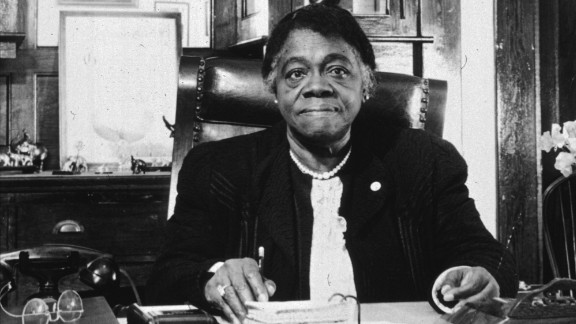 American educator and civil rights activist Mary McLeod Bethune's (1875-1955) legacy lives on at Bethune-Cookman College in Daytona, Florida, which she founded in 1904 as the Daytona Educational and Industrial Training School for Negro Girls. The location is featured in Field Trip with her story.