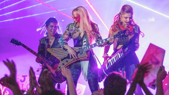 """The live-action """"Jem and the Holograms"""" movie is based on the 1980s animated series."""