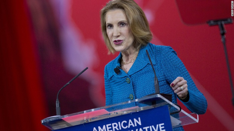 Conservatives rally against Hillary Clinton at CPAC
