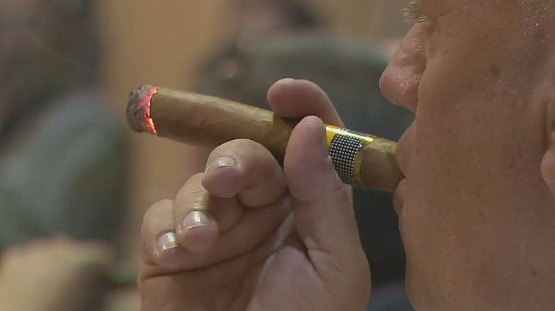 US easing sanctions on Cuban cigars