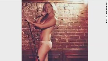 Amy Schumer's epic response to fat shaming