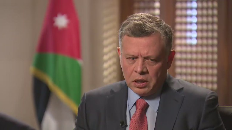 King Abdullah II on ISIS killing of Jordanian pilot