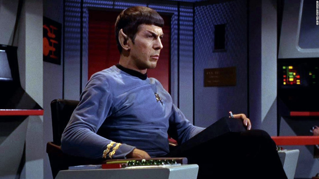 "<a href=""http://www.cnn.com/2015/02/27/entertainment/feat-obit-leonard-nimoy-spock/index.html"" target=""_blank"">Leonard Nimoy</a>, whose portrayal of ""Star Trek's"" logic-driven, half-human science officer Spock made him an iconic figure to generations, died on February 27. He was 83."