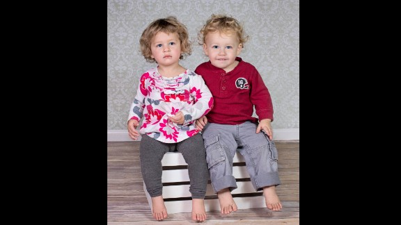 DeAnna Scott had twins through surrogacy at age 46. They are now 21 months old.