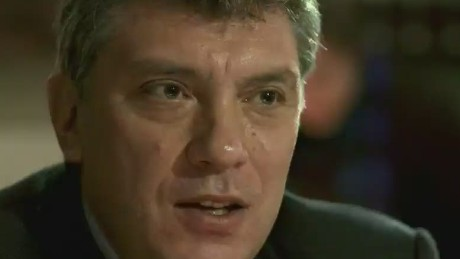 Nemtsov in 2014: Power today is like 19 century Russia