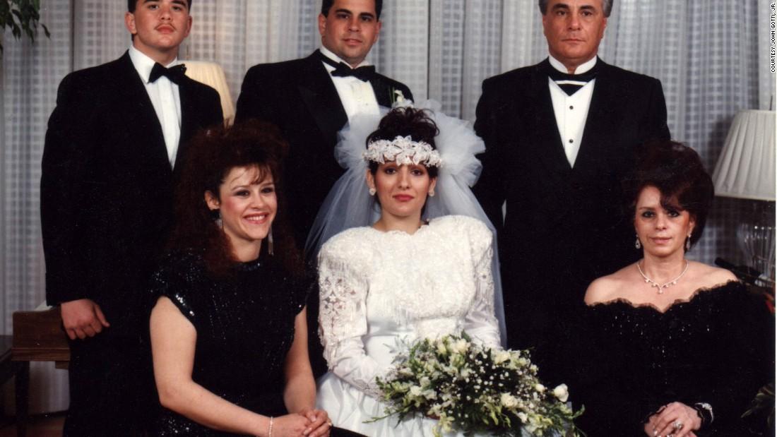 John Gotti Grandson Wedding