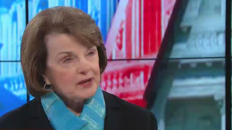 Feinstein: Netanyahu doesn't speak for all Jews