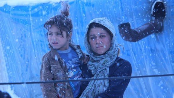 Winter makes daily life harder in Turkey