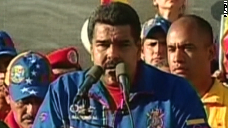 Venezuela President Nicolas Maduro address, February 28, 2015