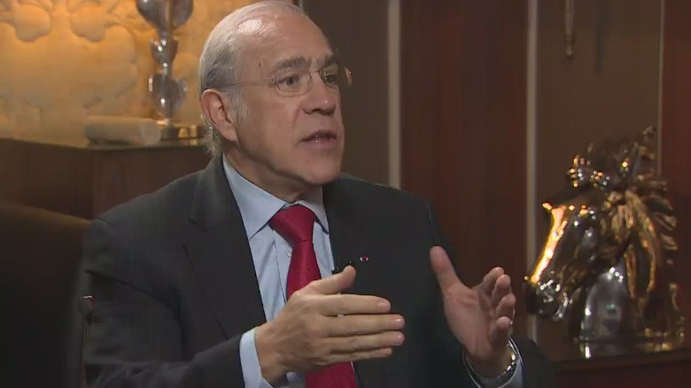 OECD Secretary General: Tax reforms now