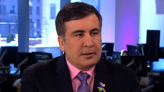 Mikheil Saakashvili was president of Georgia during the conflict being investigated by the ICC.