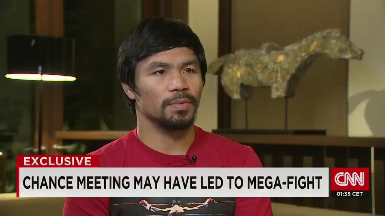 Awesome Resume Mayweather Pacquiao Video Ideas - Example Resume and ...