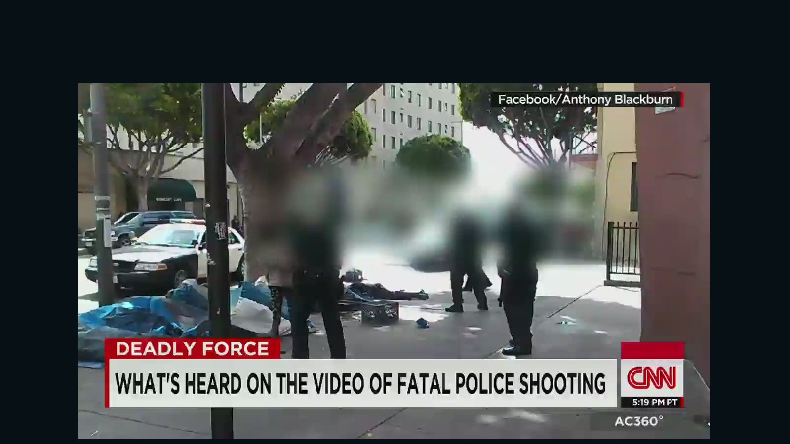 Homeless man shot by LAPD: Who was 'Africa'? - CNN