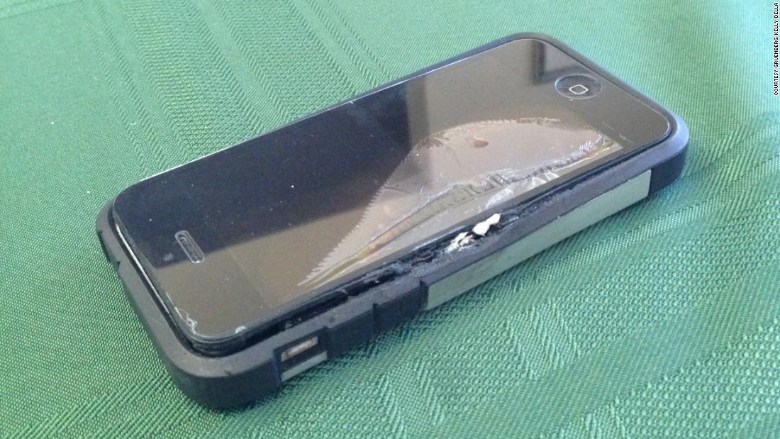 Iphone  Exploding