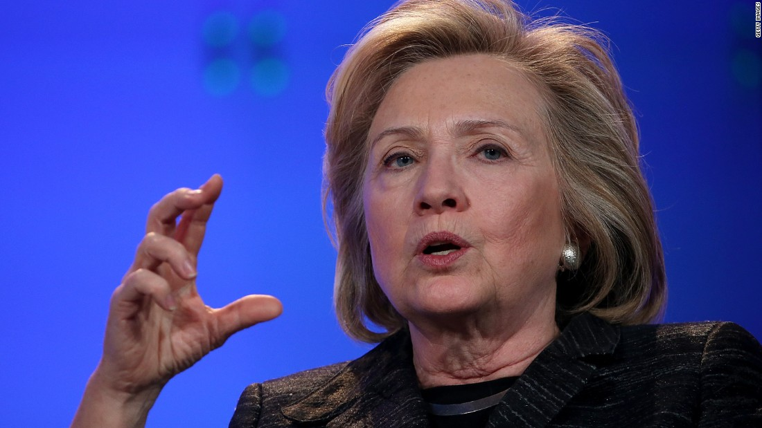 Clinton Had No Official Email At State   CNNPolitics