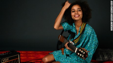 Nneka: Nigeria's soul superstar is back - CNN