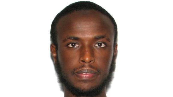 Liban Haji Mohamed, a Somali-American, was arrested in southern Somalia, Somali intelligence officials said March 3. The FBI's list of most wanted terrorists is limited to suspects indicted by federal grand juries. It does not include prominent figures such as ISIS leader Abu Bakr al-Baghdadi and alleged AQAP bomb-maker Ibrahim Al Asiri.