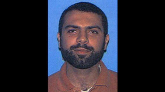 Ahmad Abousamra, who holds dual U.S. and Syrian citizenship, is wanted by the FBI on terrorism charges issued in 2009. They include providing material support to terrorists.
