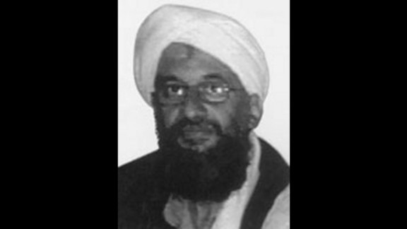 Ayman al-Zawahiri, longtime deputy and physician for Osama bin Laden, took over al Qaeda after bin Laden's death in 2011. He was indicted for his alleged role in the 1998 bombings of U.S. Embassies in Africa.
