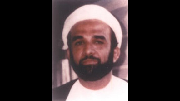 Abdelkarim Hussein Mohamed Al-Nasser was indicted in Virginia in connection with the 1996 bombing of the Khobar Towers in Saudi Arabia. He was the alleged leader of the Saudi Hezbollah, the FBI said.