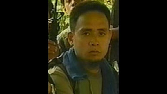 Isnilon Totoni Hapilon, an alleged member of the Philippine Islamic Abu Sayyaf rebel group, was indicted in 2002 in connection with the kidnappings and deaths of Americans and Filipinos, the FBI said.