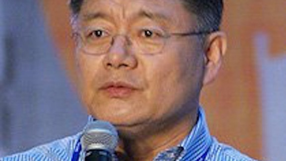 The Rev. Hyeon Soo Lim, 60, has gone missing in North Korea, his church says.