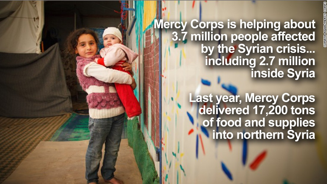 IYW Aid Worker MercyCorps