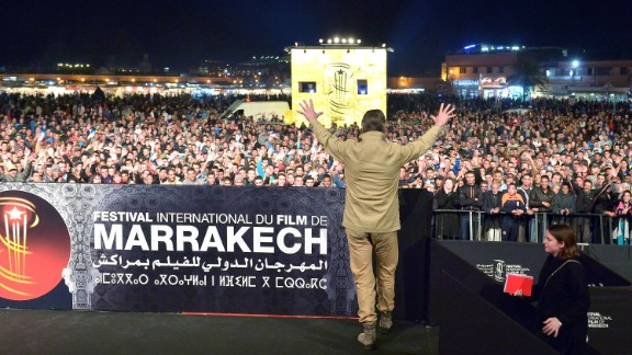 As well as being a hot destination for making films, Morocco is also well known for celebrating films. The Marrakech International Film Festival was created in 2001 by King Mohammed VI and is attended by prominent filmmakers, critics and actors from around the world.
