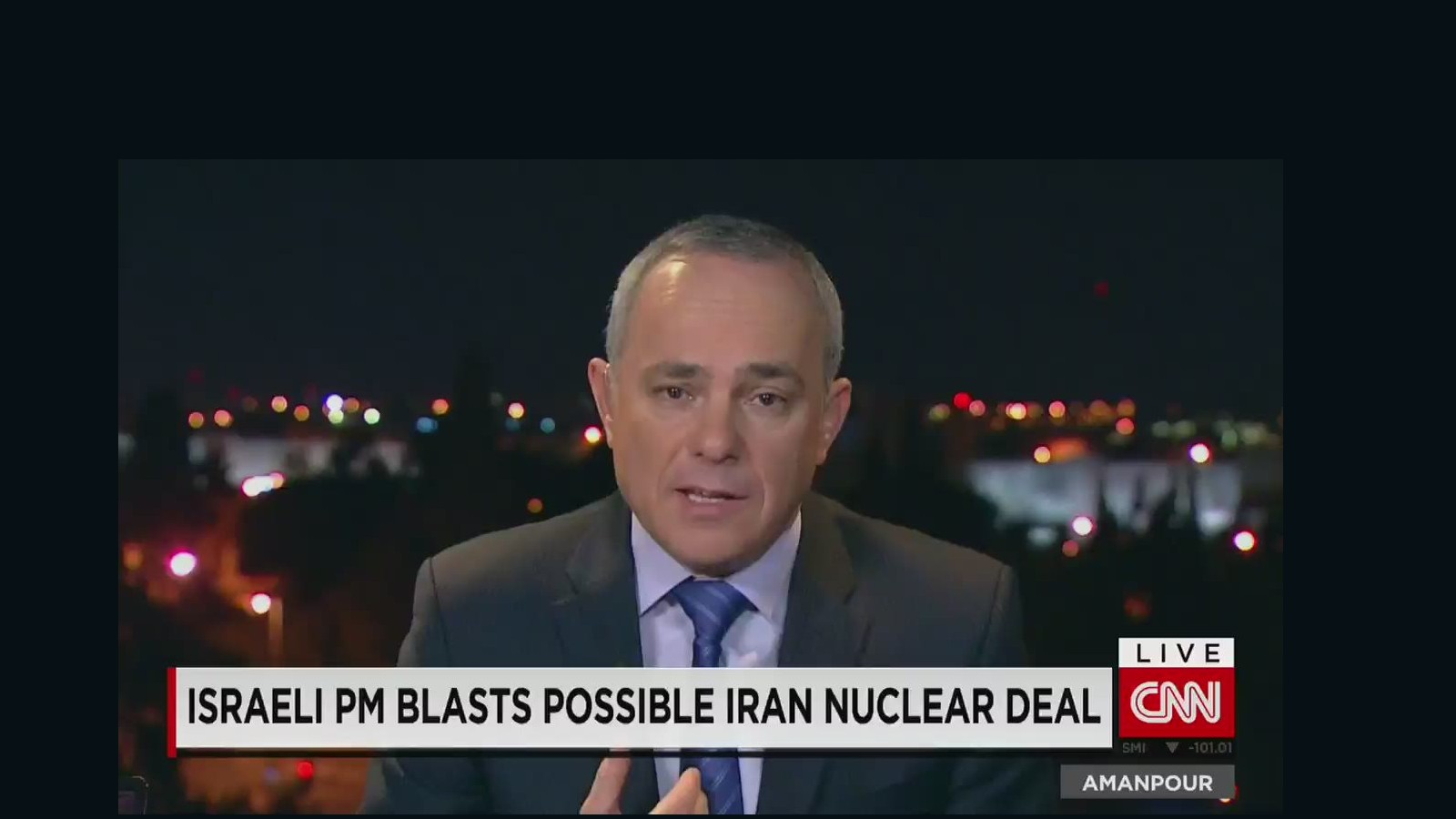 Israel Intel  Minister: 'Little Israel' can't keep silent - CNN Video