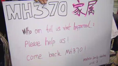 MH370: Families furious over treatment
