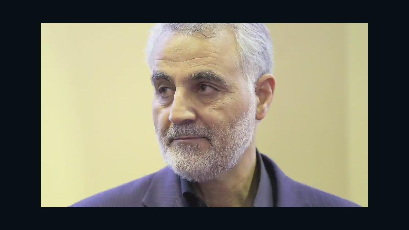 National security analyst: Tötung von iranischen Allgemeinen bedeutend ist