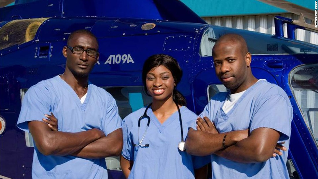 Ola Orekunrin had a budding career in the UK but gave it all up to return to her family's roots in Nigeria. Following the tragic and preventable death of her 12-year-old sister, the young doctor founded Flying Doctors Nigeria, the first medical air service in West Africa.