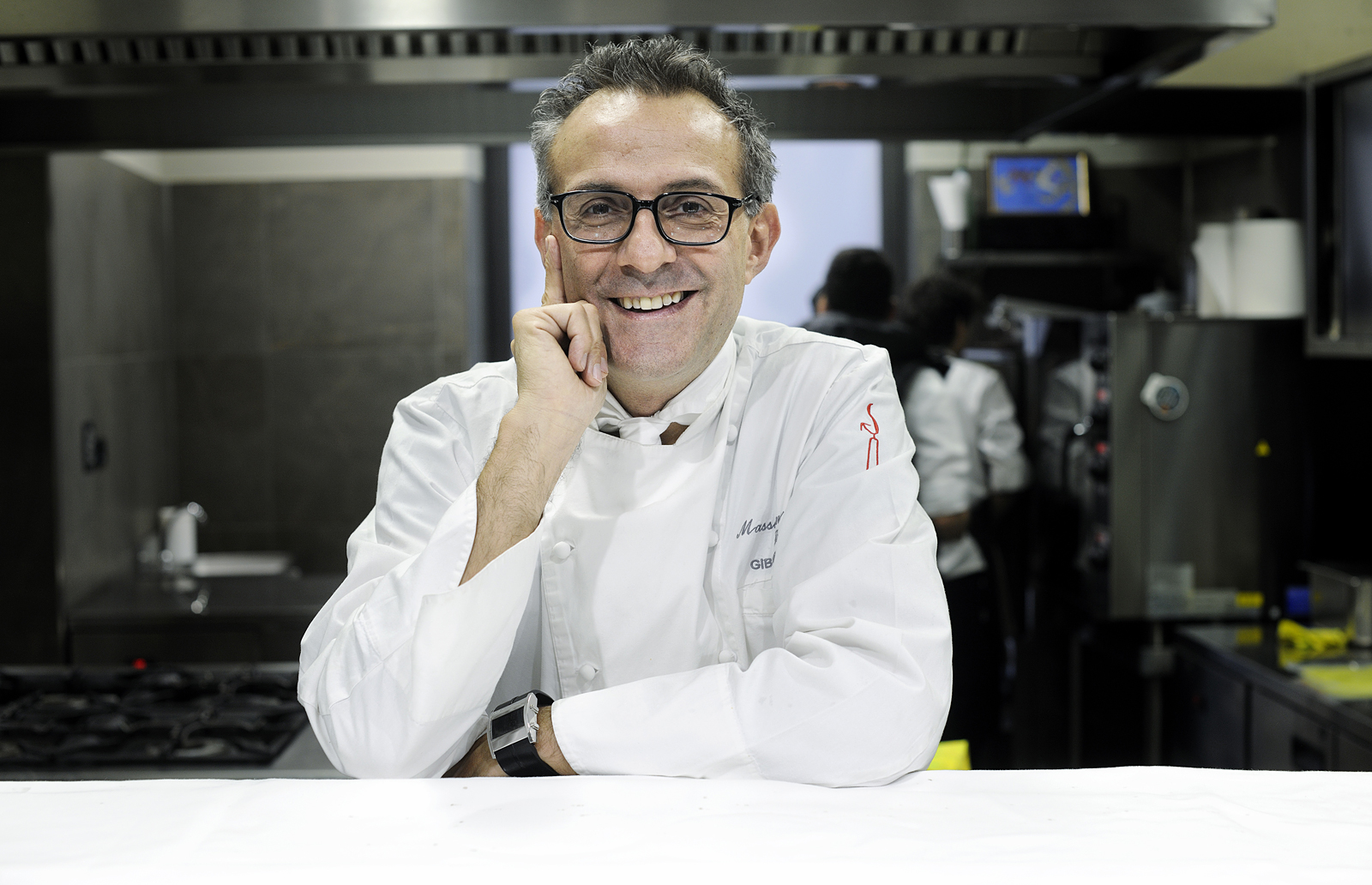 Image result for Massimo Bottura