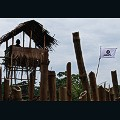 Democratic republic of congo Institute of Human activities unilver plantation watchtower