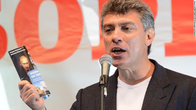 Will Nemtsov's killer ever get caught?
