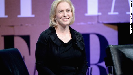 Sen. Kirsten Gillibrand: 'I believe we should look into obstruction of justice'