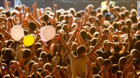 A billion at risk for hearing loss from exposure to loud music