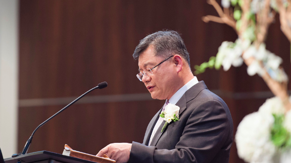 Rev. Hyeon Soo Lim
