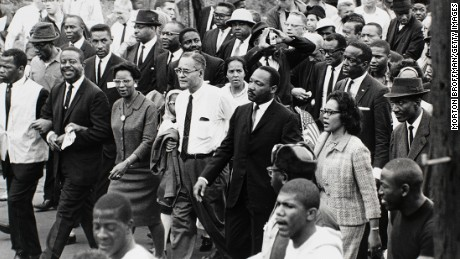 What MLK might say to Donald Trump