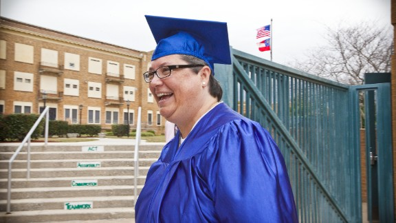 Kelly Gissendaner earned a degree in theology.