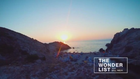 CNN Promo The Wonder List Ikaria 03-15-15_00000913